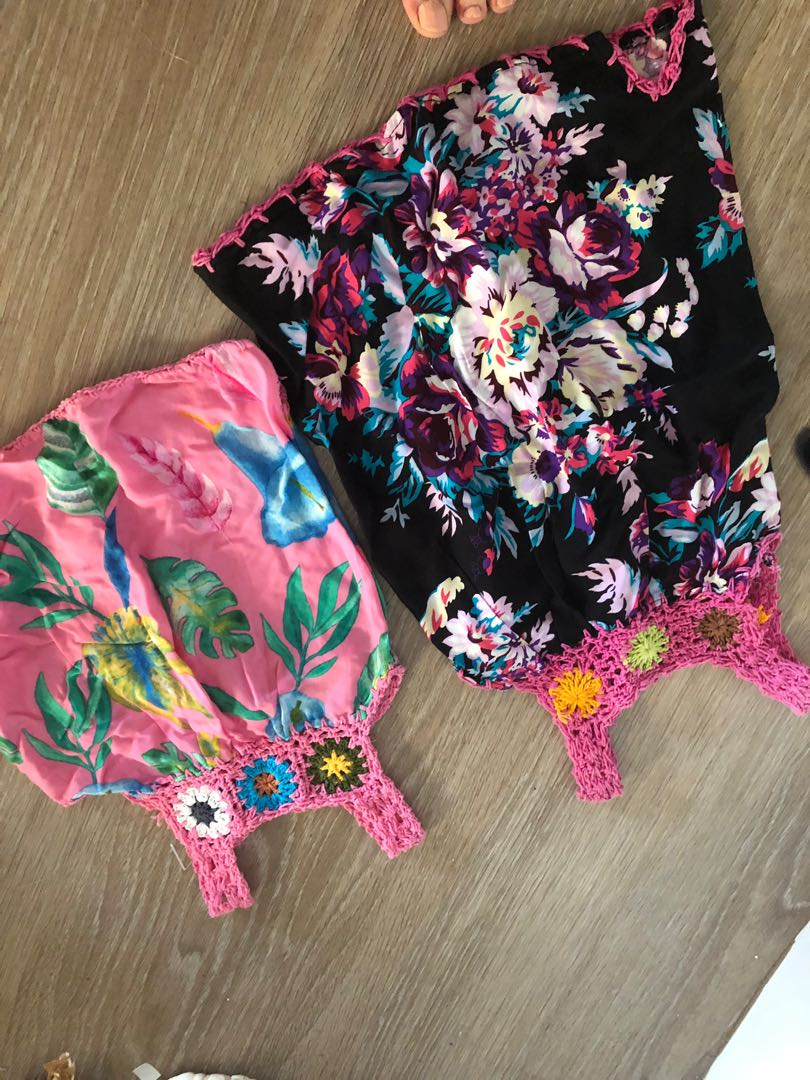 Little girls dresses big sis little sis size 1 and 3