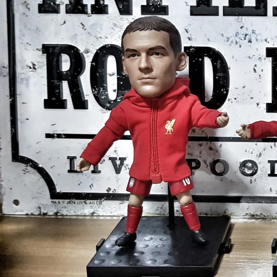 [Liverpool] Michael Owen Figurine