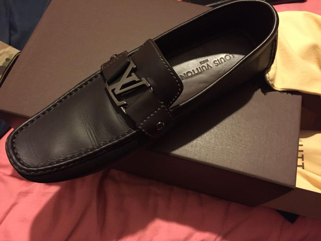 Louis Vuitton loafers(Preloved), Men's