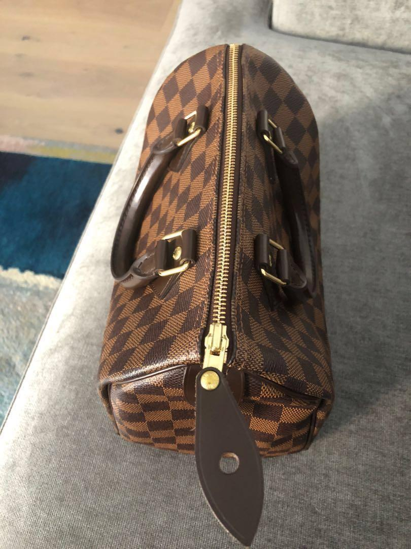 Louis Vuitton Speedy 25 Damier
