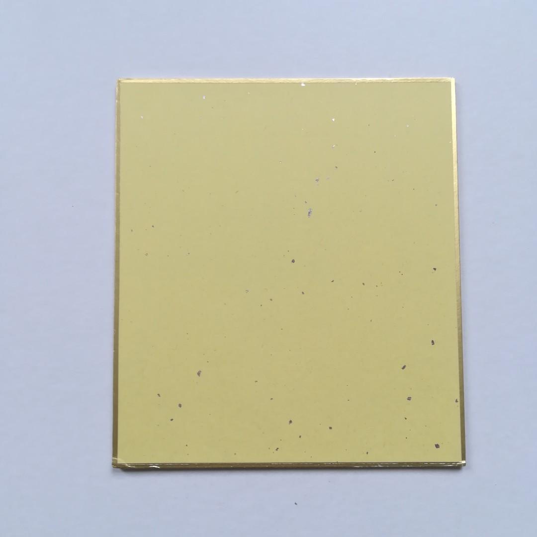 MARGINAL#4 - Makishima Shy - Mini Shikishi / Mini Autograph Board