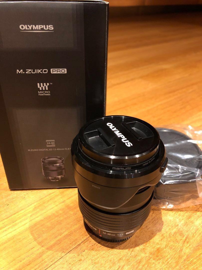 MFT Lenses (Bundle), Photography, Cameras, Mirrorless on