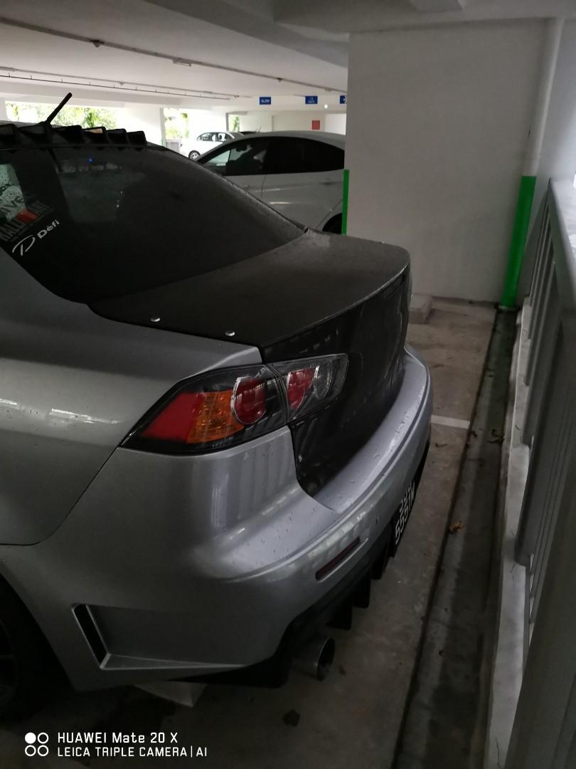Mitsubishi Lancer 1.5 EX MIVEC Auto