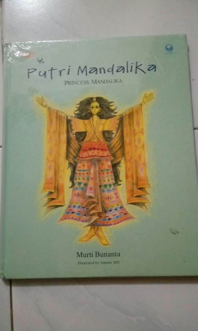 Murti Bunanta : putri mandalika