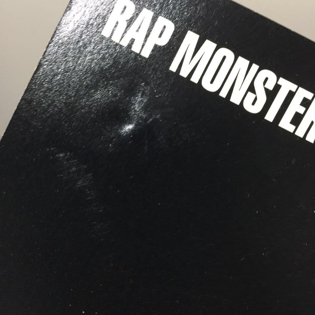 Namjoon 2nd muster poster official