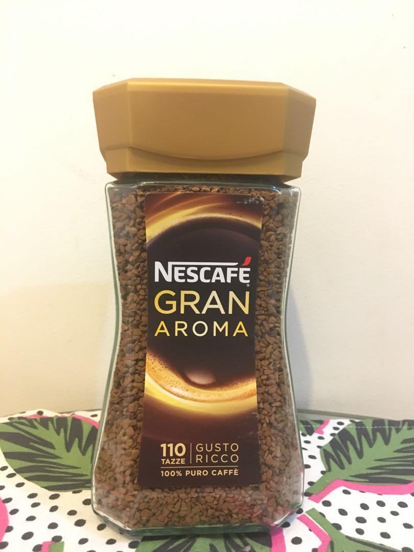 Nescafe Gran Aroma 200g Food Drinks On Carousell