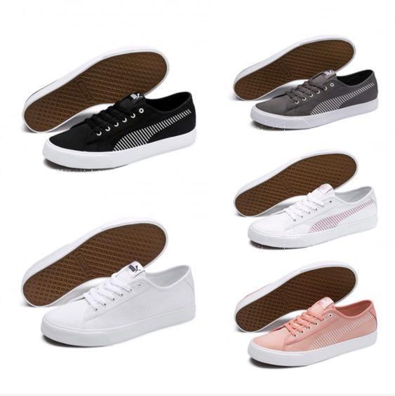d96f8b0902 PO] PUMA BARI SNEAKERS SHOES, Women's Fashion, Shoes, Sneakers on ...