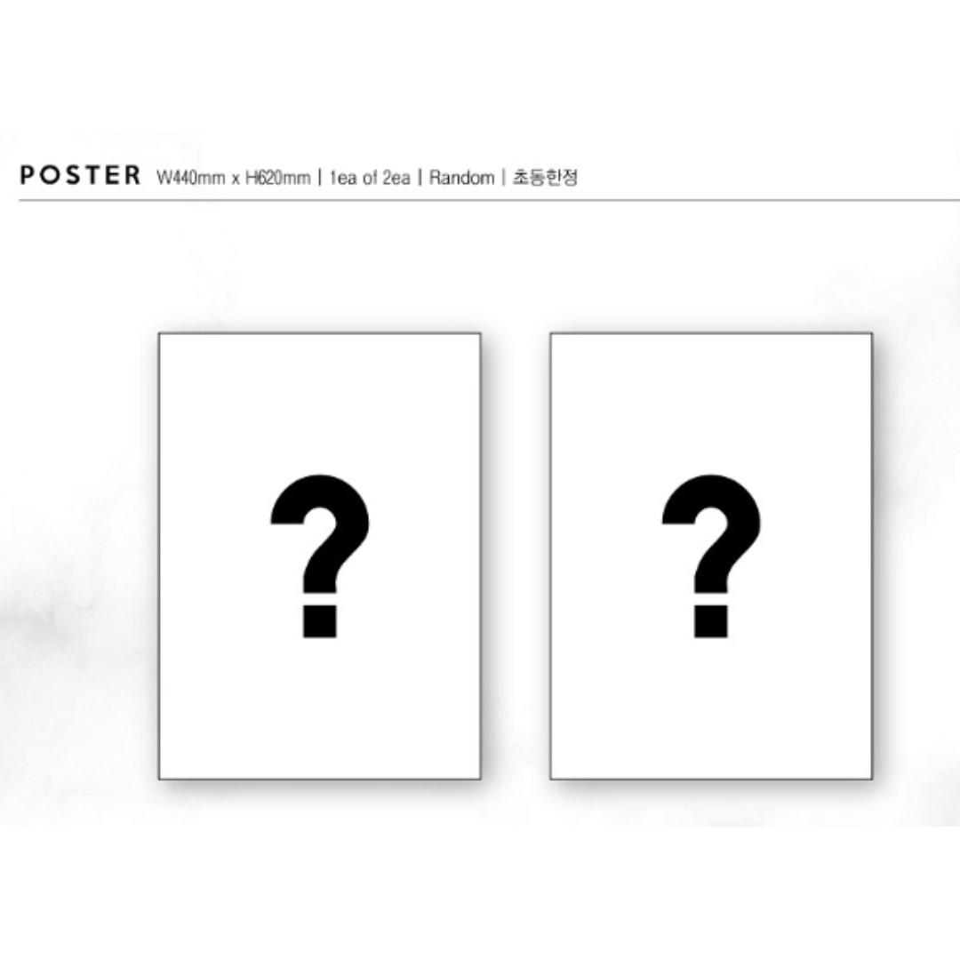 [Pre-order] PARK JI HOON 박지훈 (1ST MINI ALBUM 미니앨범) - O'CLOCK