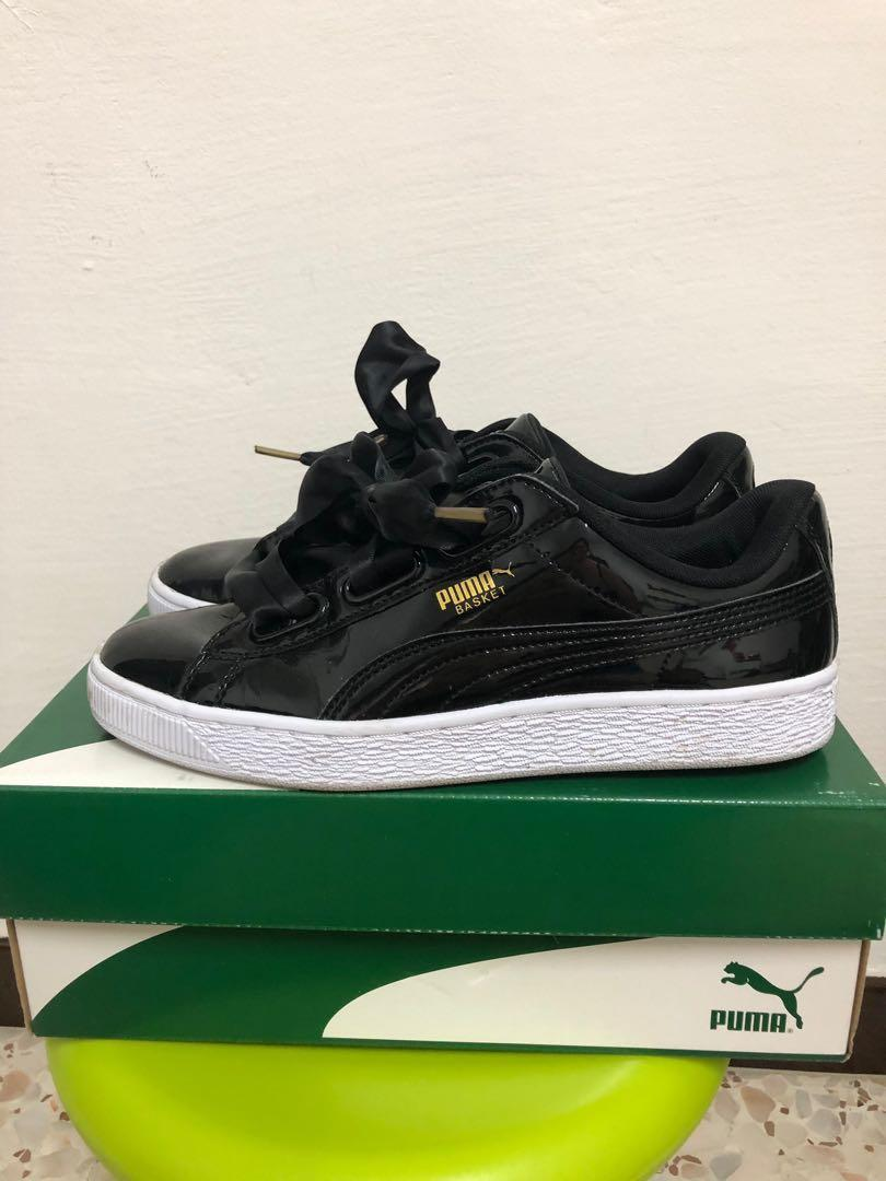 puma basket korea