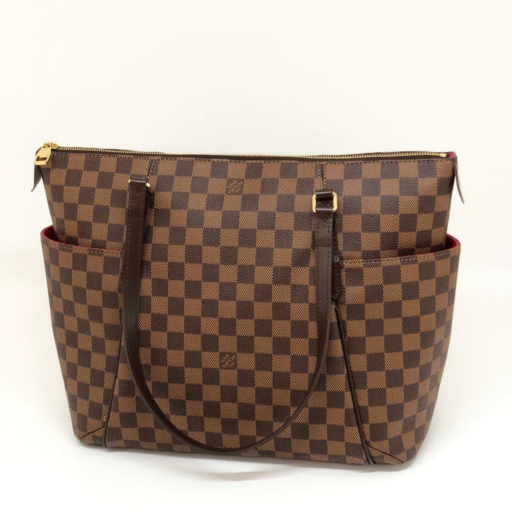 Reprice ! Louis Vuitton Totally MM Damier Ebene 2016 | in Excellent Condition