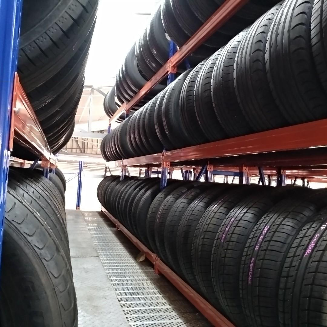 Second Hand Rims and Tyres on SALE!