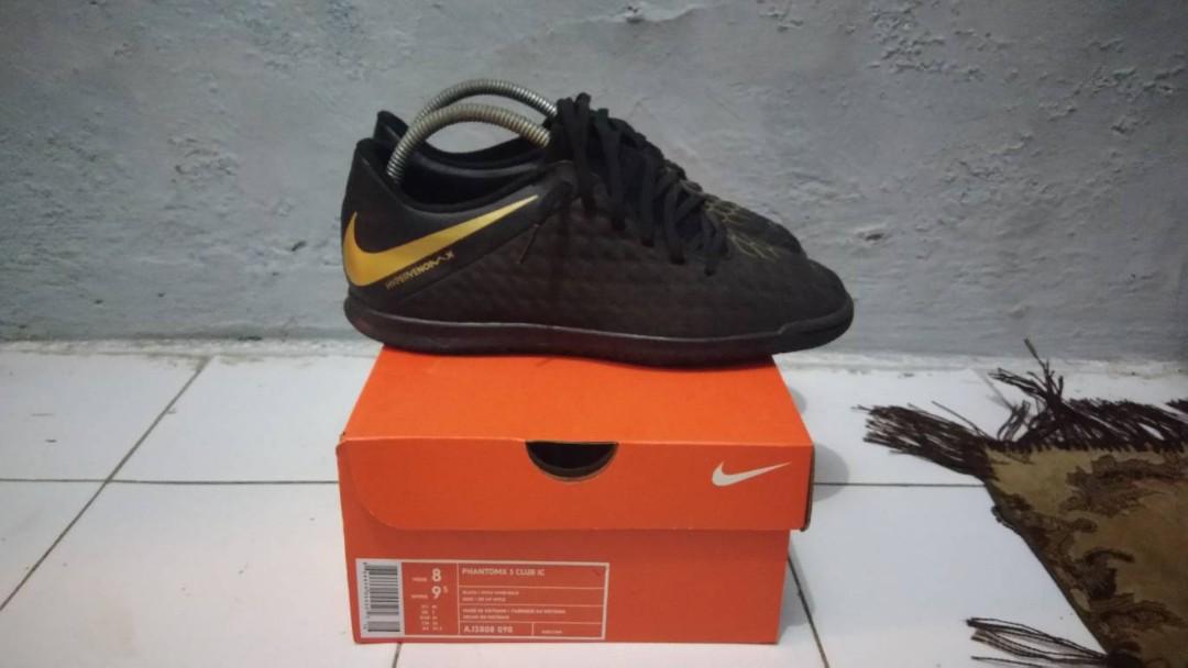 847aa1e96 Sepatu Futsal Nike Hypervenom
