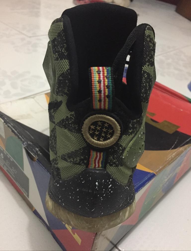 Sepatu Nike Lebron 13 AS original, kondisi 95%