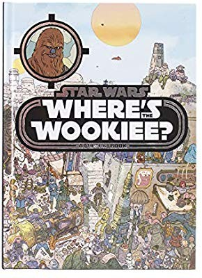 Star Wars - Where's The Wookiee? A Look and Find Book