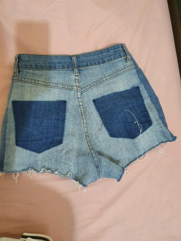 Supre denim shorts