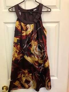BCBG Flowy Dress