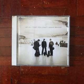 U2 - All That You Can't Leave Behind (2000) CD Album