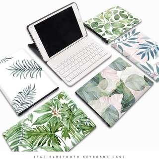 Leaves iPad Case with Bluetooth Keyboard