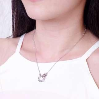 EESOME ACCESSORIES Kalung Titanium 1140 Stainless