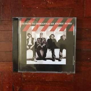 U2 - How to Dismantle an Atomic Bomb (2004) CD Album