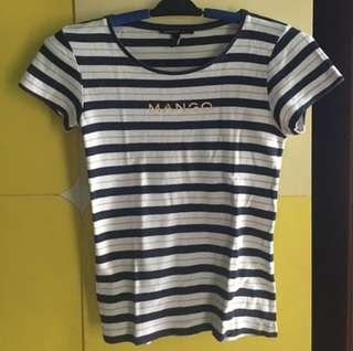 T-shirt Mango Stripe
