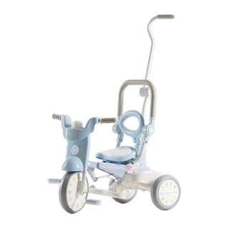Macaron 3-in-1 Toddler Tricycle iimo (No.1 in Japan)