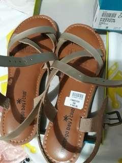 Repriced Montego Bay Soft FootBed Sandals (US8)