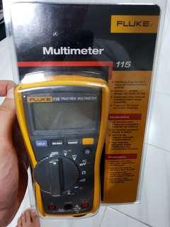 🚚 Fluke Digital Multimeter 115