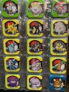 神奇寶貝機台卡