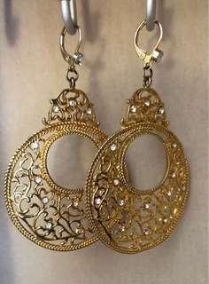 Gold Like Earrings