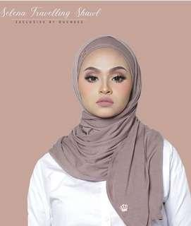 Selena Travelling Shawl by CPG