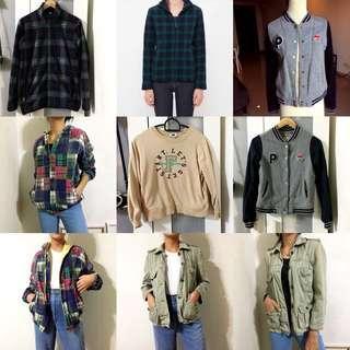 Sweater / Jacket / Bomber