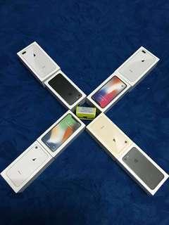 Iphone Box & Original Accessories Fullset
