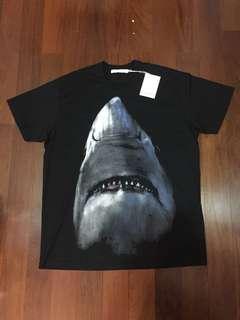 Givenchy Shark Tee (S Columbian Fit)
