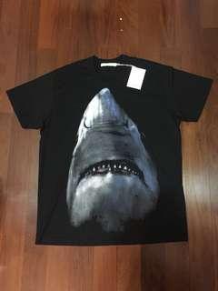 Givenchy Shark Tee (XXS Columbian Fit)