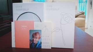 Album BTS - Love Yourself Ver.L