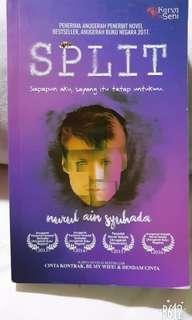 🚚 Malay novel - SPLIT