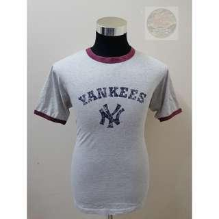 Ringer Yankees NY Tee