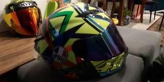 Helmet mhr agv pista size 60