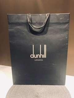 Dunhill Paper Bag