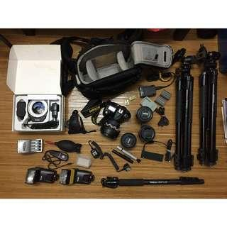 D90 & Accessories For Sale