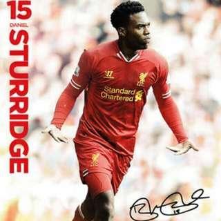 f842d91649b New   Original Liverpool FC Jersey  15 Signature