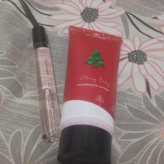 Elianto Merry Berry Fragrance Lotion and Roller EDP