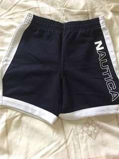 ( 全新)Nautica kids shorts 童裝短褲