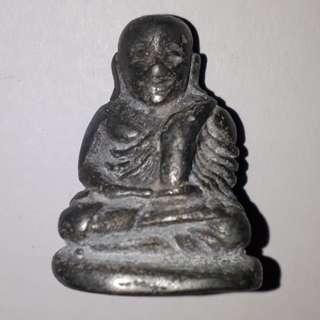 Old Thai Amulet LP Ngern