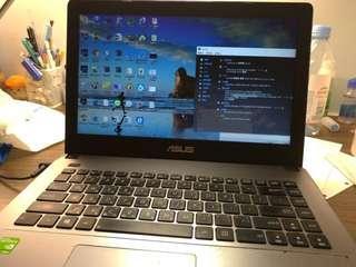 ASUS X450VC 獨顯筆電