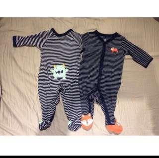 🚚 寶寶連身衣/二手