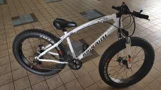Selling Fat bike used for 1 time only