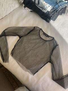 PLT mesh top