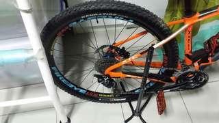 🚚 VERY LOUD SOUND WHEEL SET 27.5  / 2.35 tires
